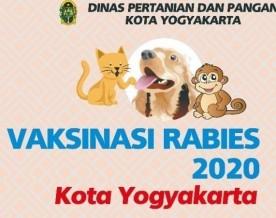 Vaksinasi Rabies 2020