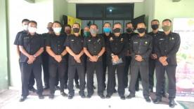 Eksistensi Security Di Dinas Pertanian Dan Pangan Kota Yogyakarta