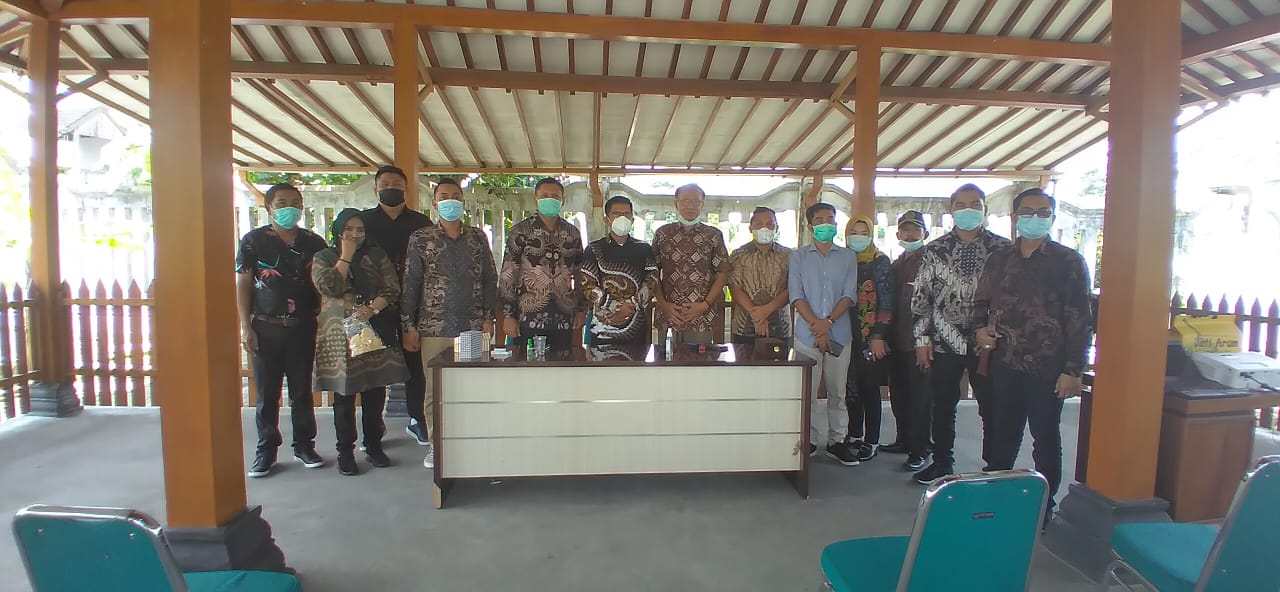 DPRD Lumajang Study Banding Ke Dinas Pertanian Dan Pangan Kota Yogyakarta