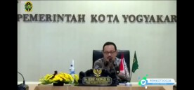 Wakil Walikota Yogyakarta Hadiri Sosialisasi Pemotongan dan Pengawasan Hewan Qurban di Masa Pandemi
