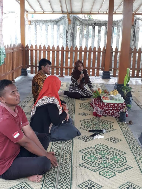 kunjungan mahasiswa AMPTA