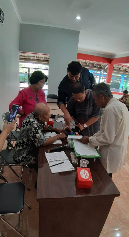 Simulasi Kartu Tani untuk Petani Kota Yogyakarta