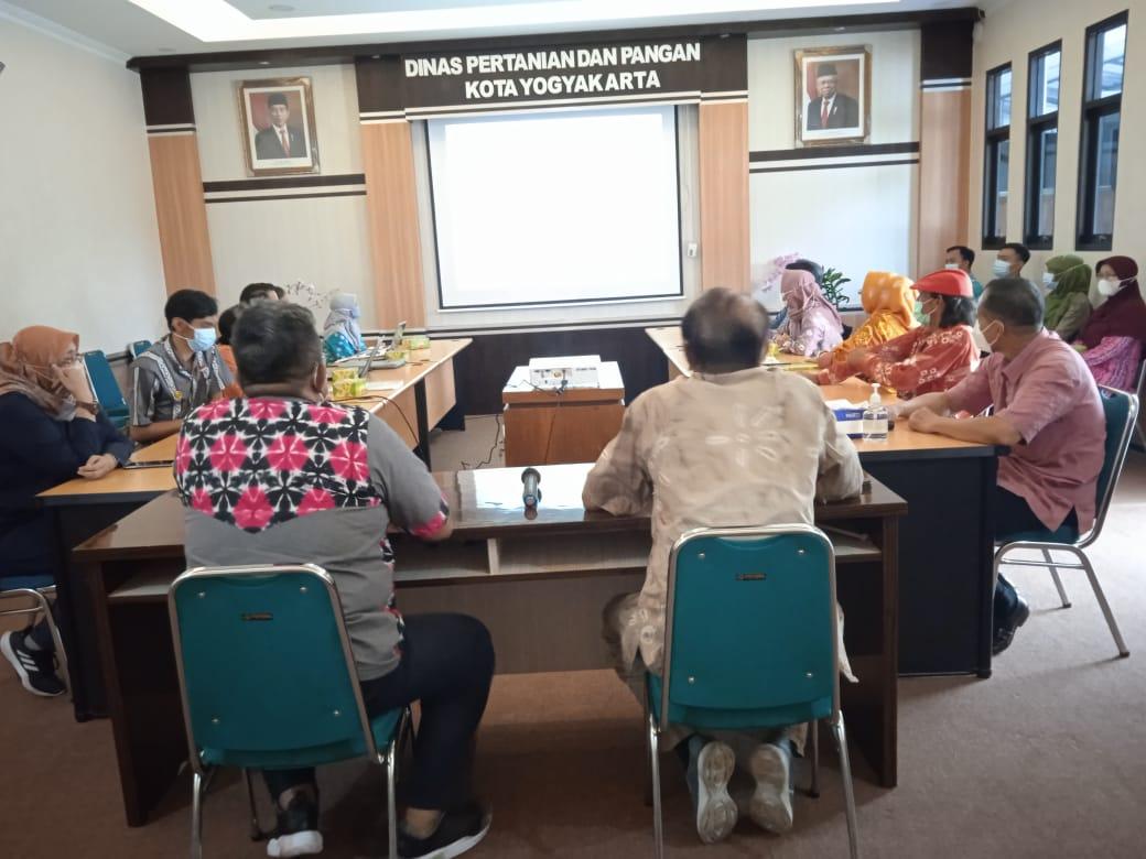 Sekda Kota Yogyakarta kunjungan kerja ke DPP